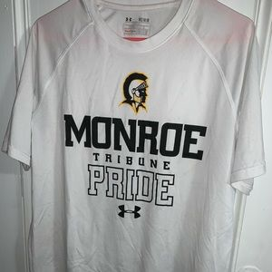 Monroe Community College DRI fit tee